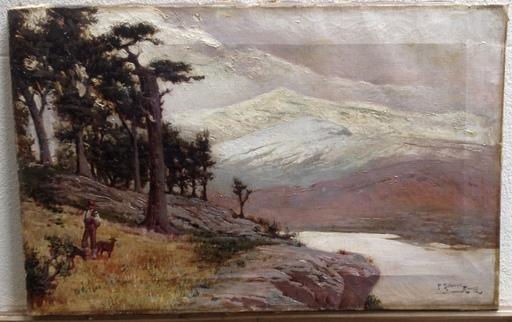 Francisco GUTIERREZ RIVERA - Painting