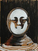 YANG Maoyuan - Painting - Face
