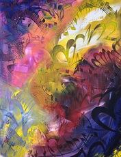 Shijo Alan BURNER - Gemälde - Notre Dame en Hausse