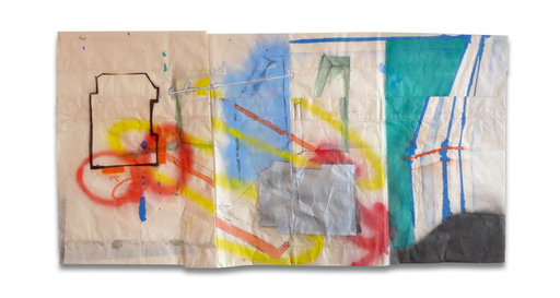 Peter SORIANO - Painting - Oberkampf 2