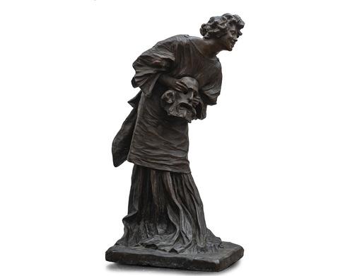 Ettore XIMENES - Sculpture-Volume - Tarantilla