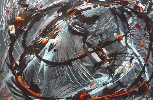 Didier ANGELS - Peinture - Merci, tout va bien