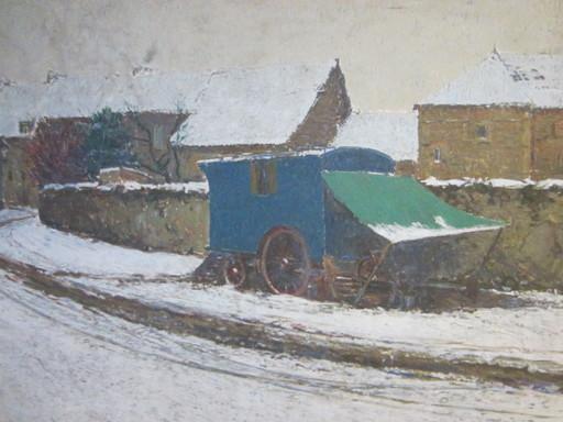 Fernand Alexis LAMBERT - Pittura - Medaille