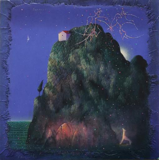 Claudio CARGIOLLI - Painting - Sorpreso