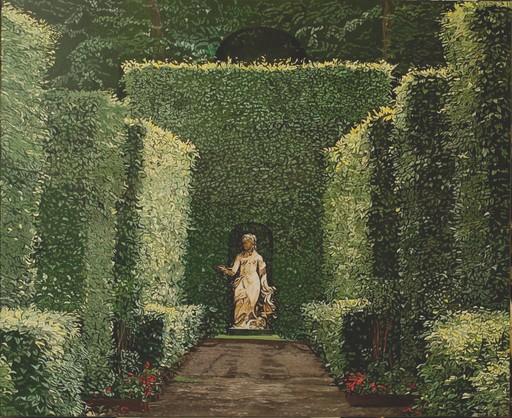 Claire LAMY - Painting - Don de ce jour