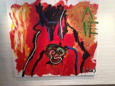 Menno BAARS - Painting - untitled