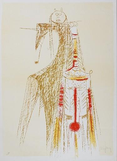 Wifredo LAM - Print-Multiple - Totem