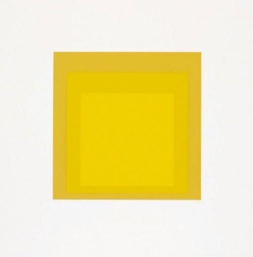 Josef ALBERS - Print-Multiple - I-S LXXb