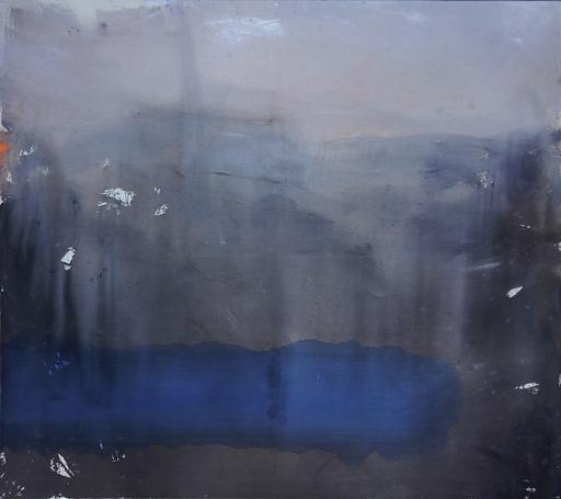 Vladimir SEMENSKIY - Painting - Practice of Contemplation IV. II