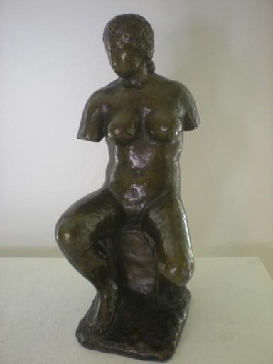 Joseph HEBRONI - Skulptur Volumen - Nu