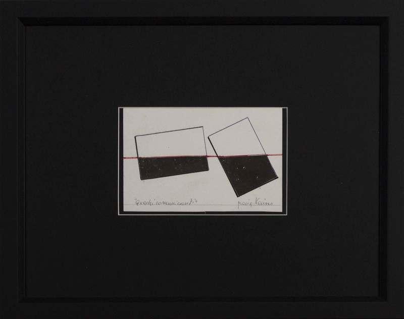 Grazia VARISCO - Gemälde - Quadri Comunicanti