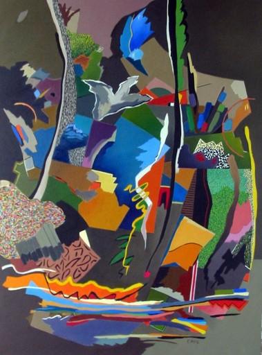 Daniel François CAYO - Peinture - Ys