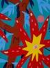Sébastien COUEFFIC - Gemälde - Les indiennes 2