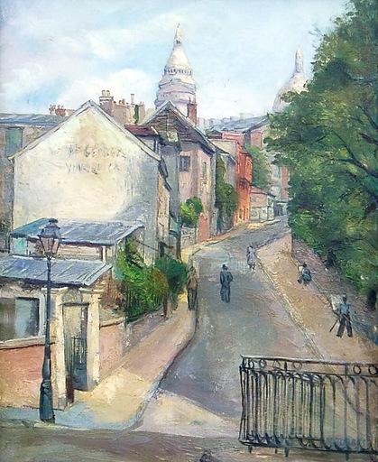 Manuel TORRES MARTINEZ - Pittura - Paris