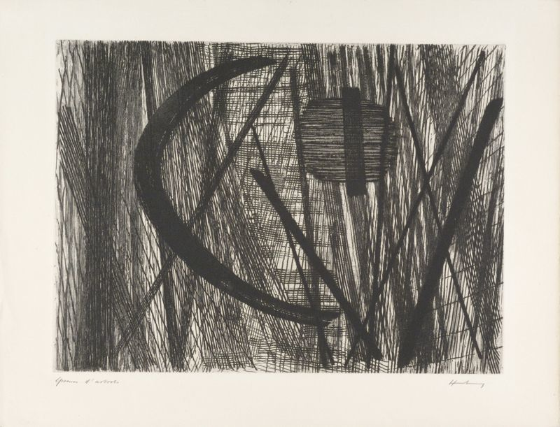 Hans HARTUNG - Print-Multiple - G11