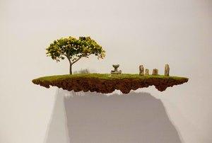 Jorge MAYET - 雕塑 - El primer beso que te di