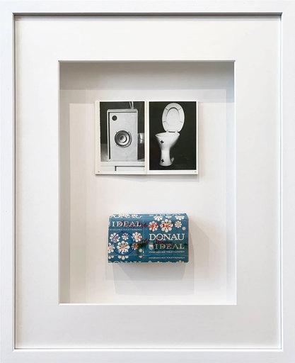 "Joseph BEUYS - Scultura Volume - Sozialistisches Toilettenpapier ""Donau Ideal"""