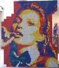 Emmanuelle RYBOJAD - Sculpture-Volume - Kat Moss Rubikskub