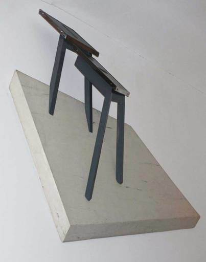 Costas TSOCLIS - Sculpture-Volume - Tabourets