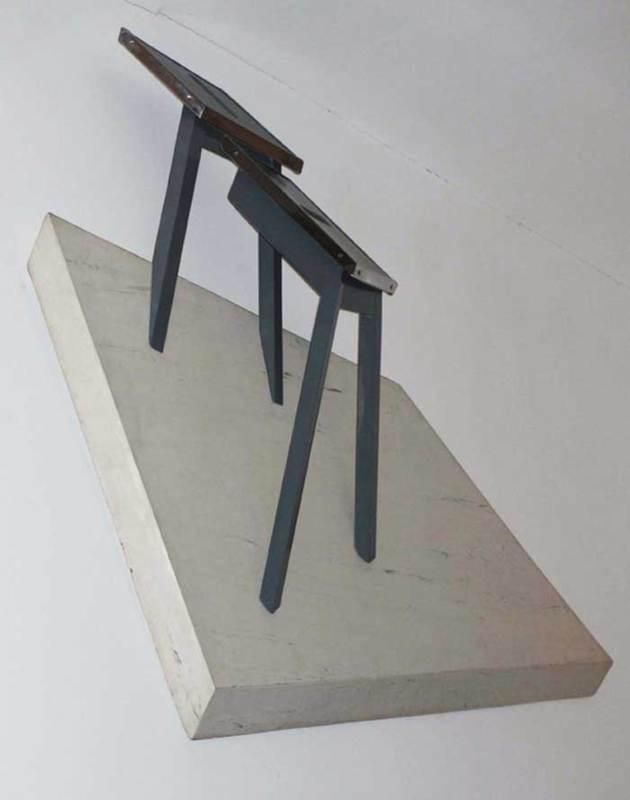 Costas TSOCLIS - Sculpture-Volume - Tabourets