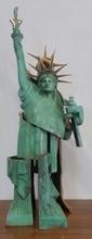 Fernandez ARMAN - Sculpture-Volume - Statue of Liberty