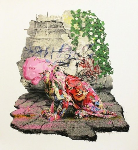 MR BRAINWASH - Print-Multiple - Nepal Relief Fundraiser