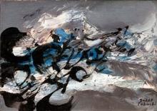 Yasse TABUCHI - Painting - Ronde