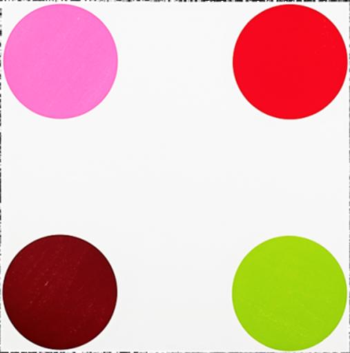 Damien HIRST - Print-Multiple - Curare