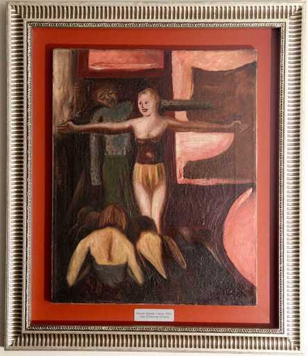 José Clemente OROZCO - Painting - CONEY ISLAND