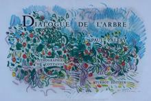 André COTTAVOZ - Drawing-Watercolor - paysage