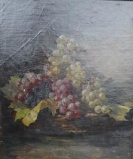 Josef LAUER - Peinture - Trauben
