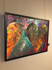 Jim DINE - Painting - A smaller fortress