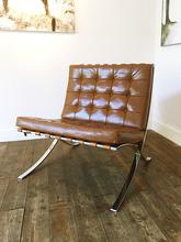 Ludwig MIES VAN DER ROHE (1886-1969) - Fauteuil / Lounge Chair «Barcelona»