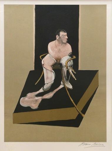 弗朗西斯•培根 - 版画 - Triptych