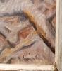 Karol SOVANKA - Painting - Fox in Winter
