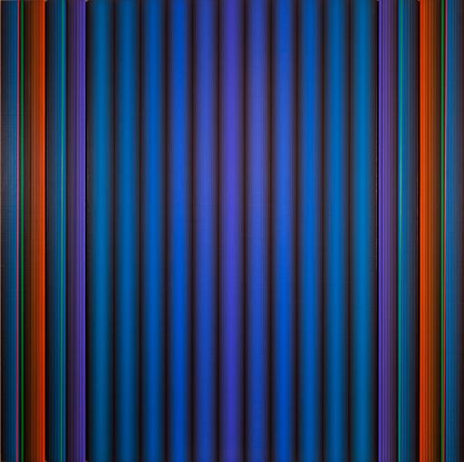 Dario PEREZ FLORES - Peinture - Prochromatique C-129