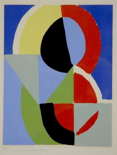 Sonia DELAUNAY-TERK - Print-Multiple - Untitled