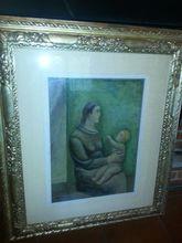 Carlo CARRA - Painting - maternità