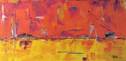 Dominique HEITZ - Painting - acidulés