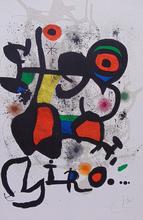 Joan MIRO - Estampe-Multiple - Joan Miró – Plastic Work Zurich