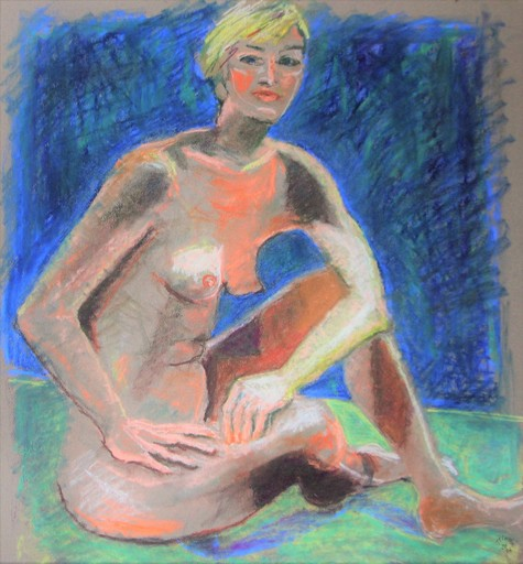 R.CAVALIÉ - Drawing-Watercolor - Vibrations d'airain