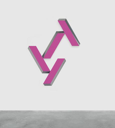 Wolfram ULLRICH - Sculpture-Volume - Inia