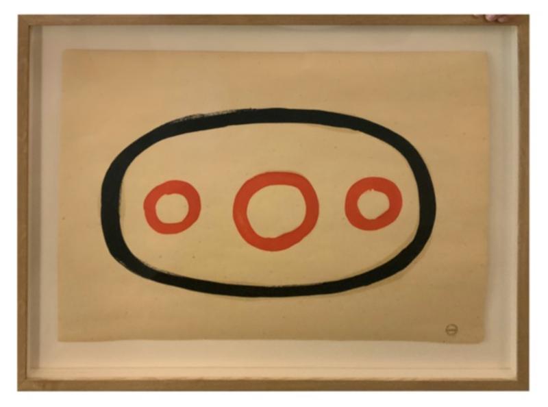 Albert CHUBAC - Disegno Acquarello - N185