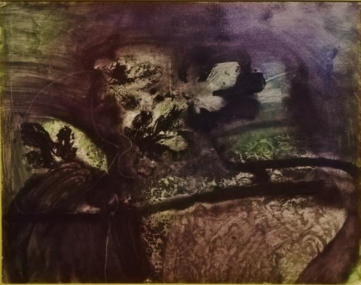 Antoni CLAVÉ - 绘画 - Les feuilles
