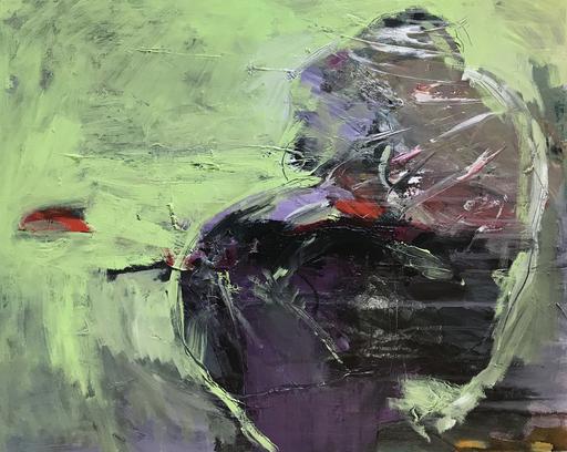 Doina VIERU - Painting - Vert