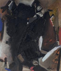 Serge HÉLÉNON - Pintura - Présence de la vie