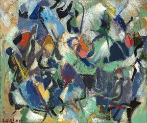 André LANSKOY - Pintura - Aspect de la vérité