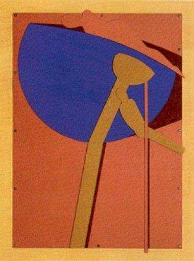 Miquel NAVARRO - Print-Multiple - Abisme