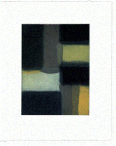Sean SCULLY - Grabado - Untitled