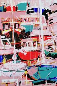 Diana KIROVA - Painting - Voglia di Estate